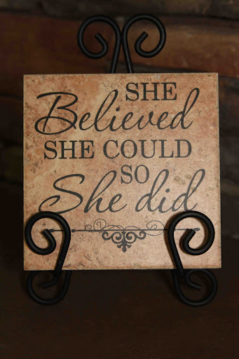 she believed she could so she