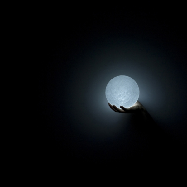 LED Moon Light by Nosigner