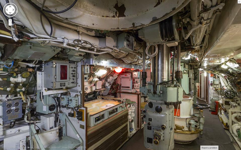 StreetView U-Boot