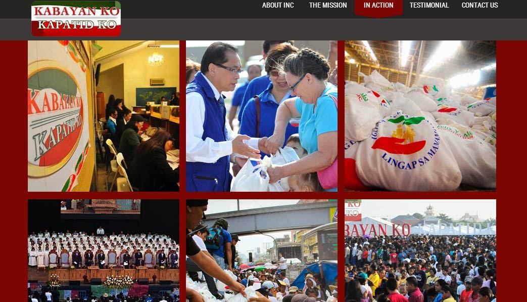 Iglesia Ni Cristo launches Web site www.kabayankokapatidko.org