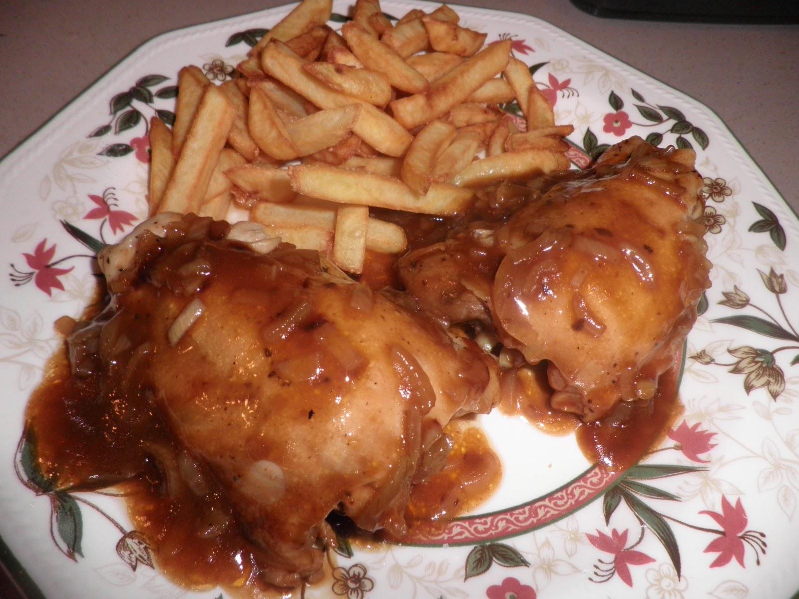recetas del d a a d a pollo con coca cola by tito