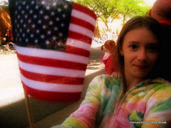 Middle School Monday - Memorial Day on Homeschool Coffee Break @ kympossibleblog.blogspot.com