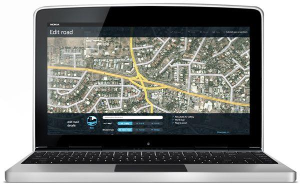 Nokia Maps Creator