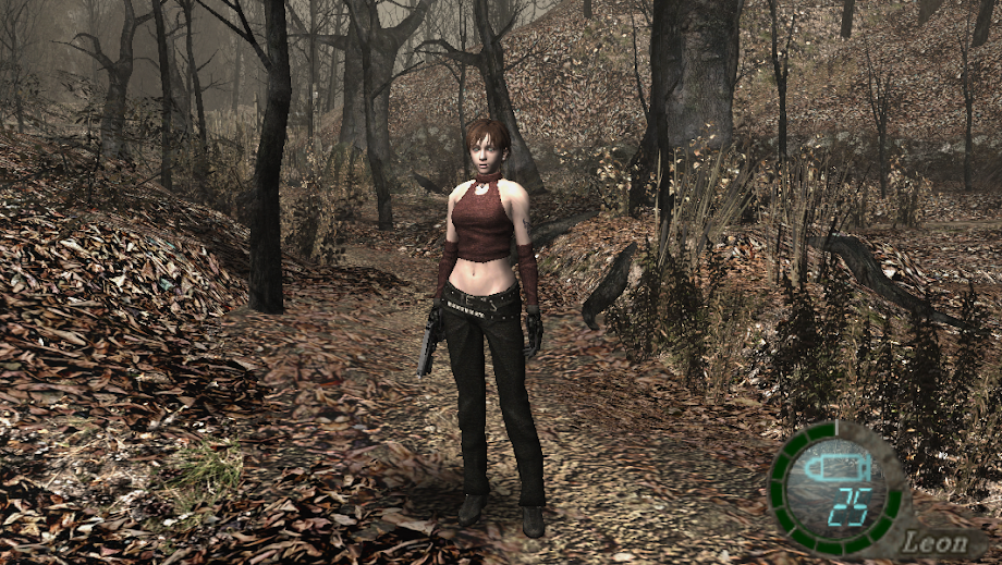 Paquete Rebecca Chambers HD  Game+2013-03-04+18-49-58-30