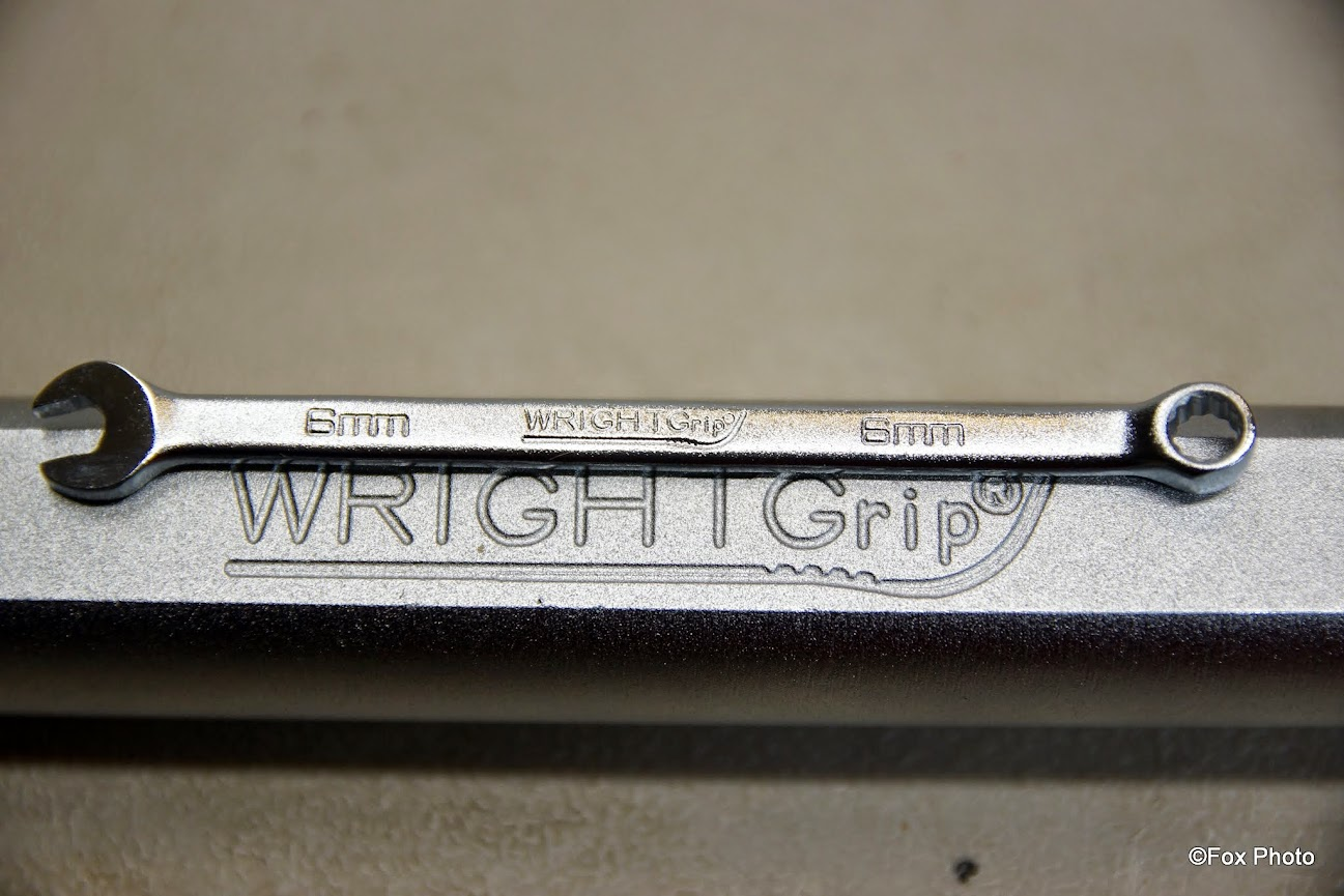 Wright Tool D978 Combination Wrenches Full Polish Finish