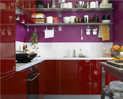 Homesweethome quelle couleur pour ma cuisine - Ikea cuisine abstrakt blanc ...