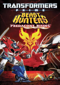 Đại Chiến Robot - Transformers Prime Beast Hunters: Predacons Rising Phim poster