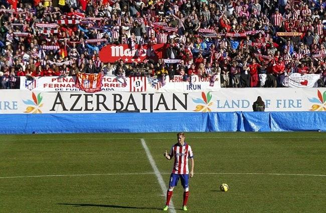 45.000 CĐV Atletico chào đón Fernando Torres