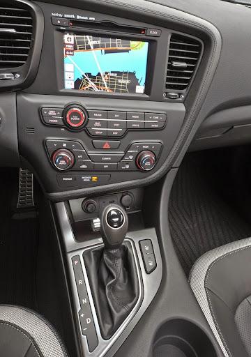 2011 Kia Optima Lx Accessories