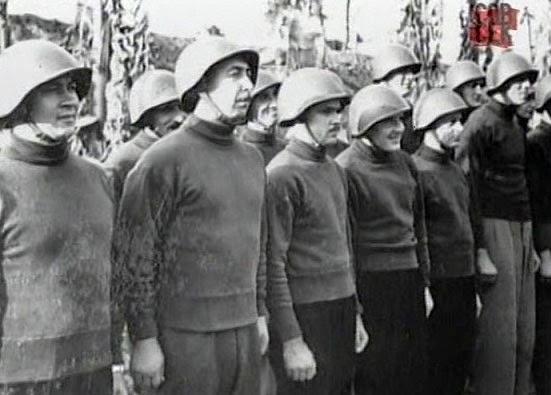 Советские солдаты во Вьетнаме