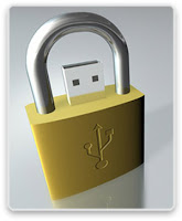 Pasword Protect USB Files