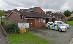 Police station plans remain