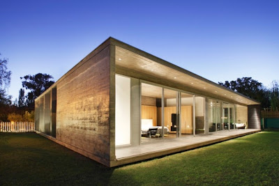 Modern Wooden House Design Ideas