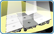Проекторы на микрозеркалах DLP