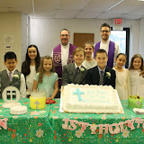 First Holy Communion (March 22, 2015)