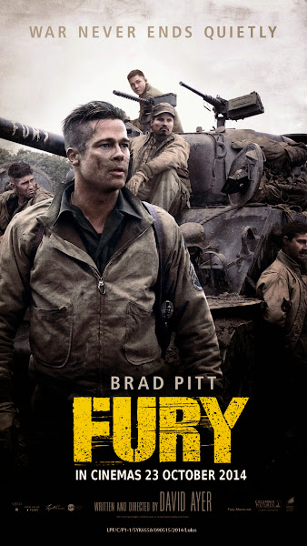 Fury - Cuồng Nộ - Brad Pitt