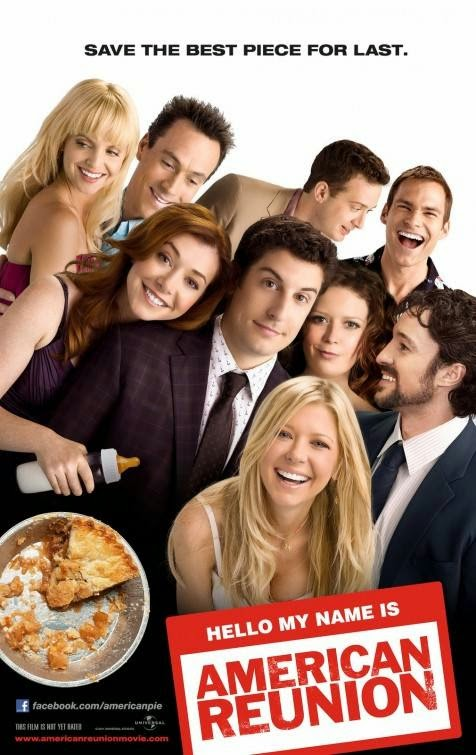 Poster Of American Reunion (2012) Full Movie Hindi Dubbed Free Download Watch Online At Alldownloads4u.Com