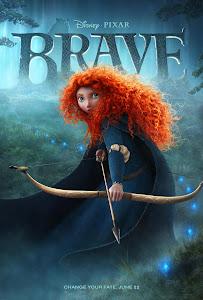 Công Chúa Tóc Xù - Brave poster