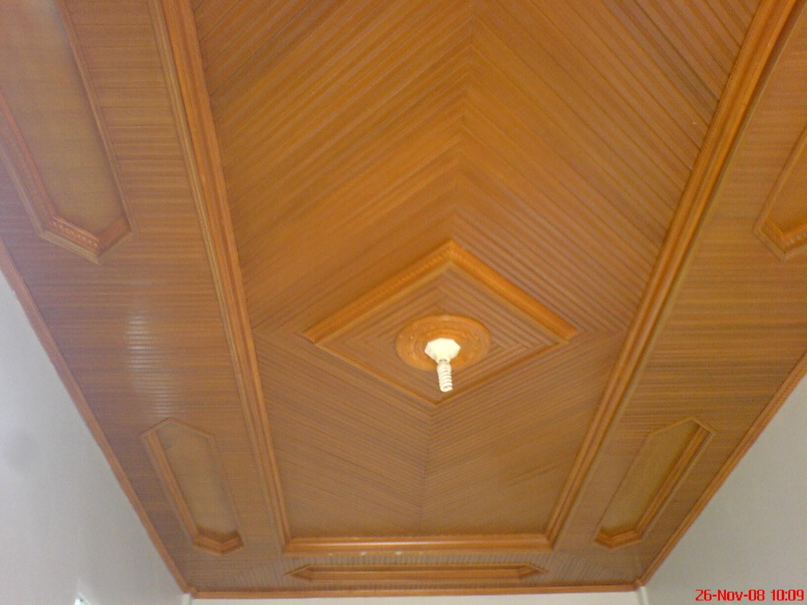 Contoh Gambar Plafon Kayu Expo Desain Rumah