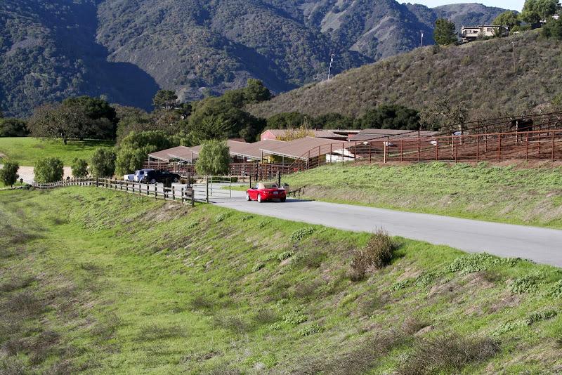 Entrance to Holman Ranch