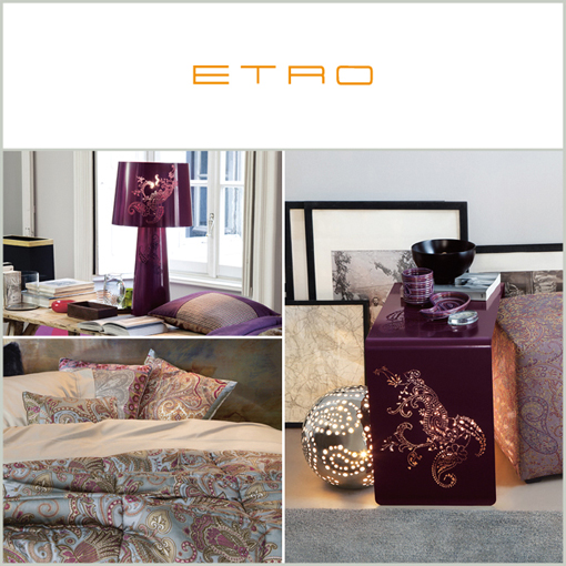 LINEA CASA / HOME COLLECTION - ETRO