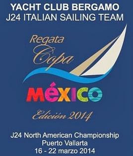 J/24 Copa Mexico logo