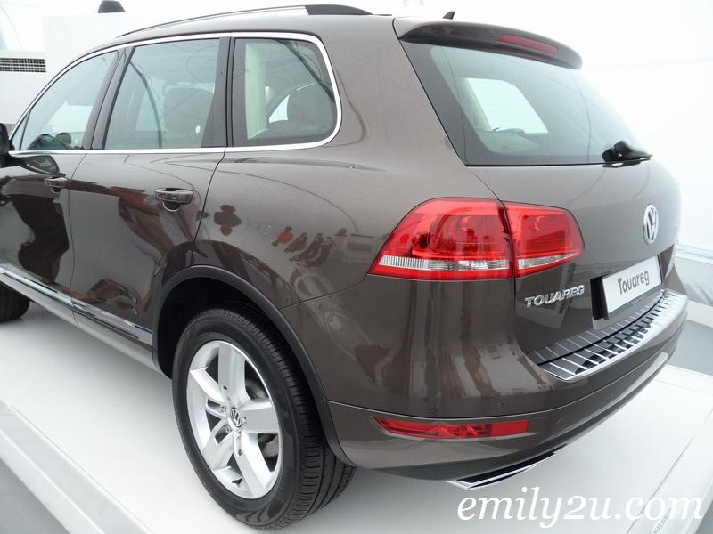 Volkswagen. Das Auto. Show 2011