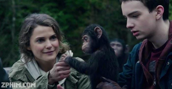 Ảnh trong phim Sự Khởi Đầu Của Hành Tinh Khỉ - Dawn of the Planet of the Apes 4