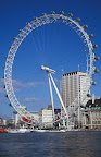 Sprachaufenthalt London - London Eye — Southbank