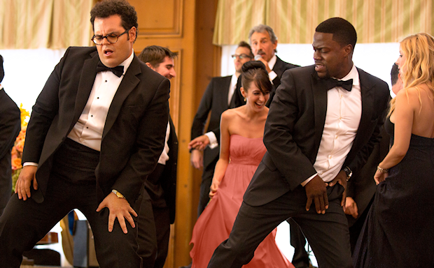 'The Wedding Ringer' Debuts a Restricted Trailer with Kevin Hart and Josh Gad