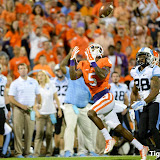 UNC at Clemson Photos
