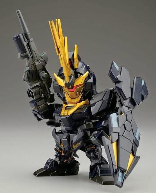 Unicorn Gundam 02 Banshee Norn BB-391 dành riêng cho những ai yêu mến nó