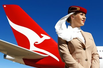 Hang hang khong Qantas chat luong
