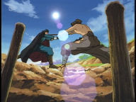 Sword vs. Pickaxe