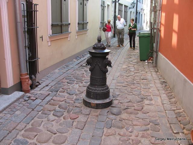 Весенние прогулки по Риге (Фото)