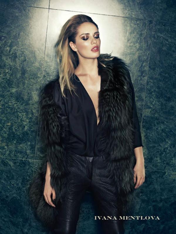 c0f30bdc58 Ivana Mentlova new campaign - Glamazon blog by Eva