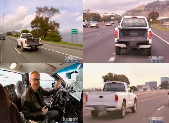 Aerodynamics of Pickup Truck