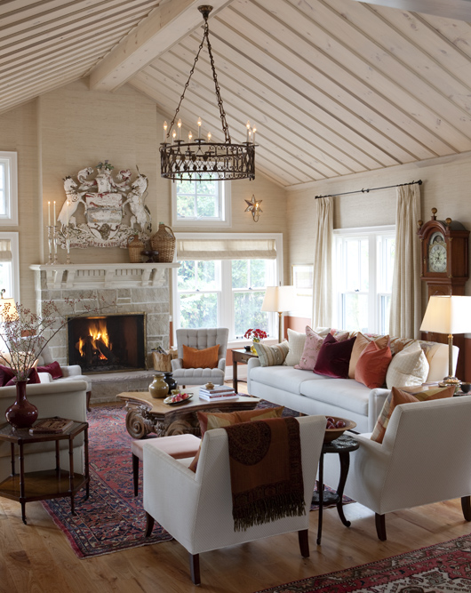 Candice Olson Living Room Furniture: PG ARCHITECTURE