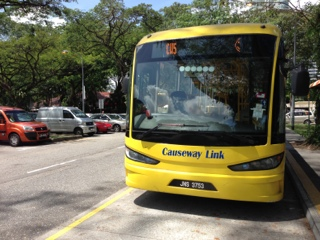 How to go to JB, Malaysia from Singapore