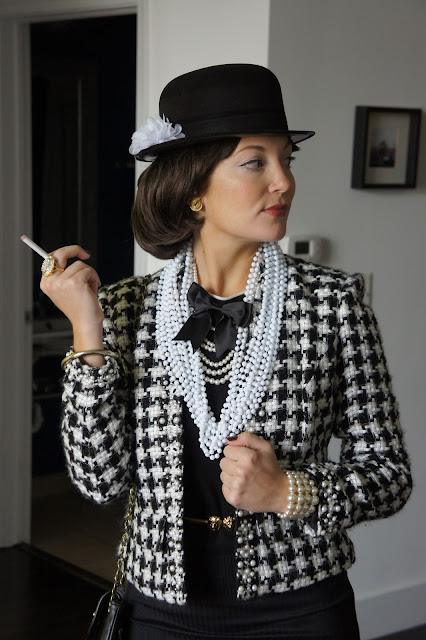 Coco Chanel style