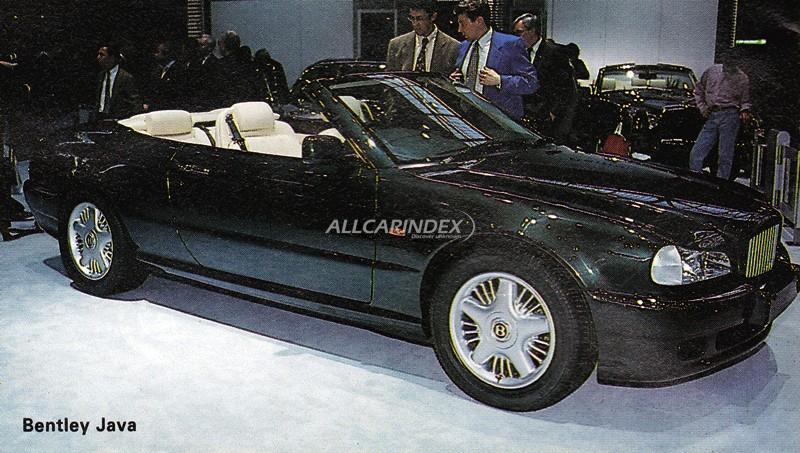 Bentley - Concept Java