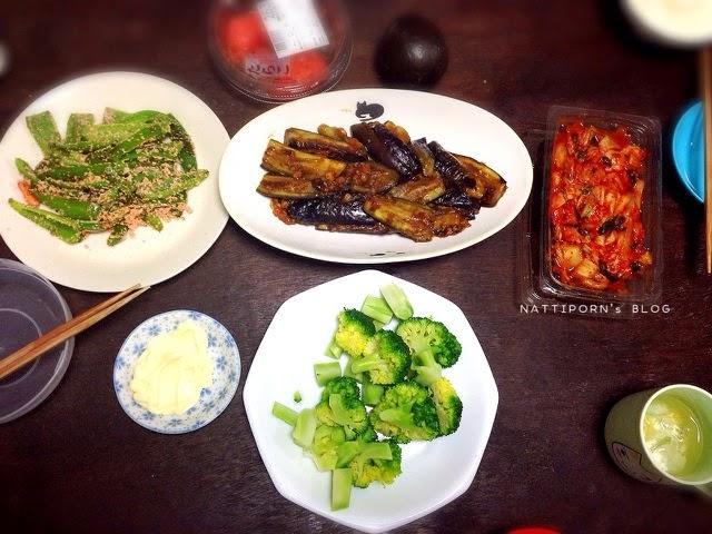 ทริปเยี่ยมญาติ Japan 2014 Dinner at Moro s place กินข้าวบ้าน ม ร่คุง