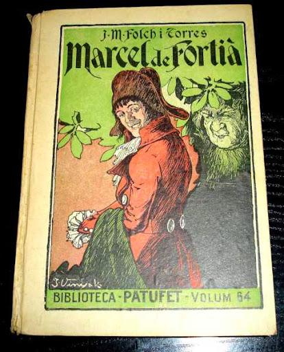 marcel de fortia 1931 josep mªfolch i torres-ilustrado-curiosa