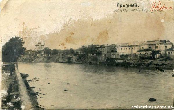 м. Грозний
