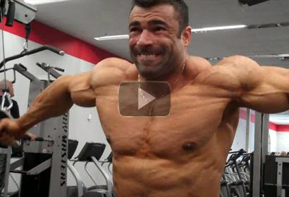 Eduardo Correa Workout - Cable Cross Over