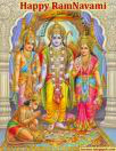 Sriramanavami 2010 Sree Rama Navami Celebration With Greetings Wishes Prayers