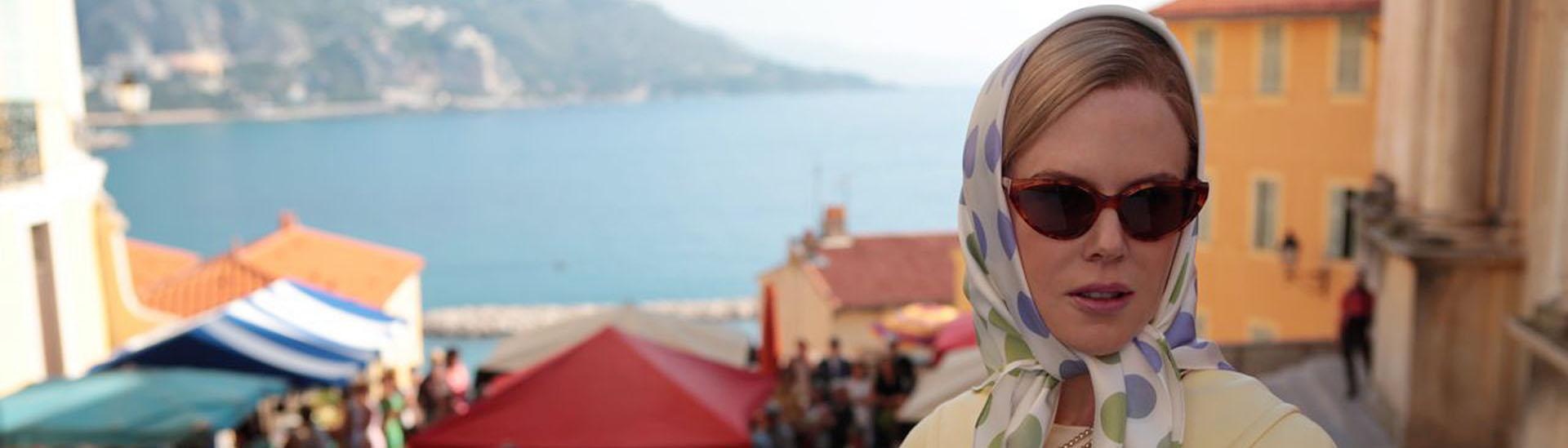 Baner filmu 'Grace Księżna Monako'
