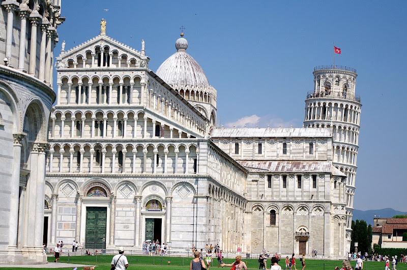 Una parada en Pisa