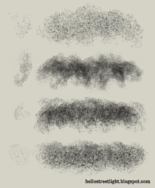 Free Metal Texture Brushes