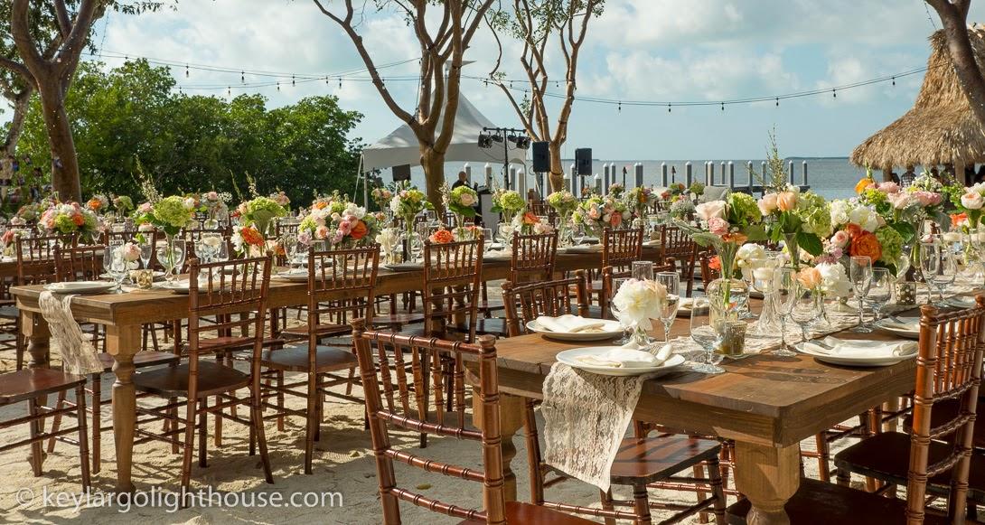 Florida beach wedding packages key largo lighthouse for Florida keys honeymoon all inclusive
